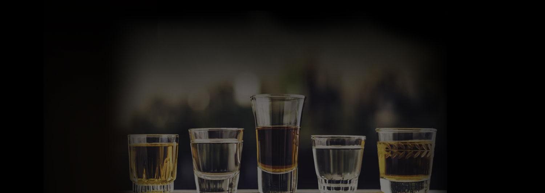 Shot Glasses Rental