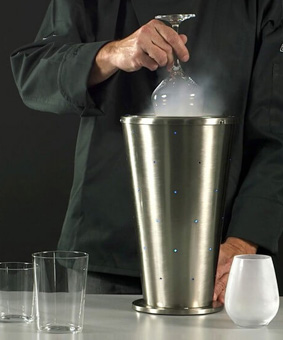Glass Froster Rental