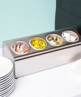 Condiment Dispenser Rental