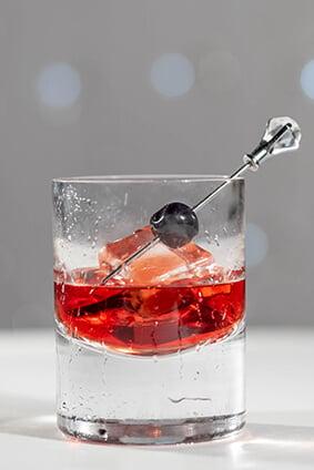 BEV121 - Black Barrel Tequila Old Fashioned