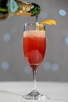BEV171 - 0% Strawberry Bellini