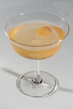 BEV137 - Lychee Martini