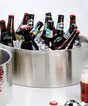 Stainless-Steel-Beverage-Tub