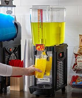Refrigerated-Beverage-Dispenser