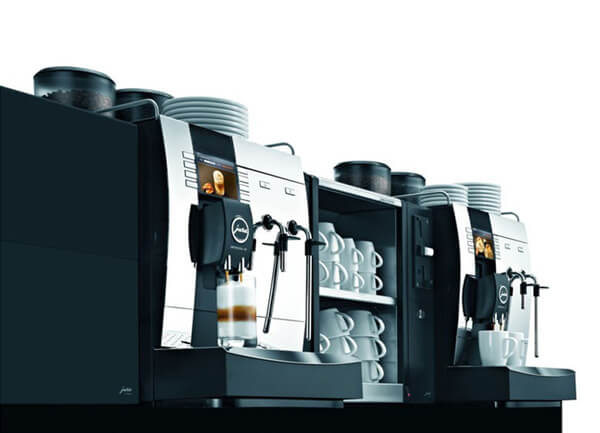 coffee machine hire for events