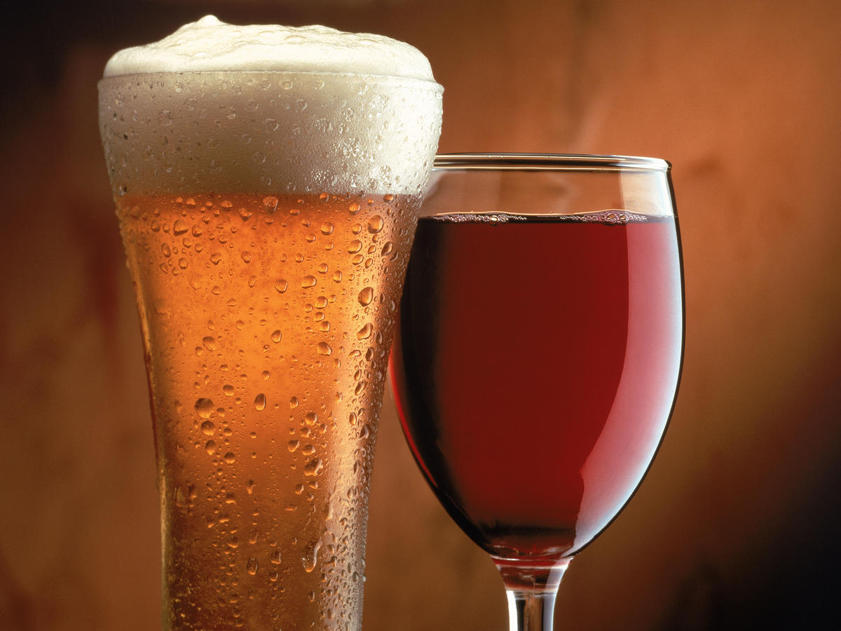 mobile beer and wine bartending services