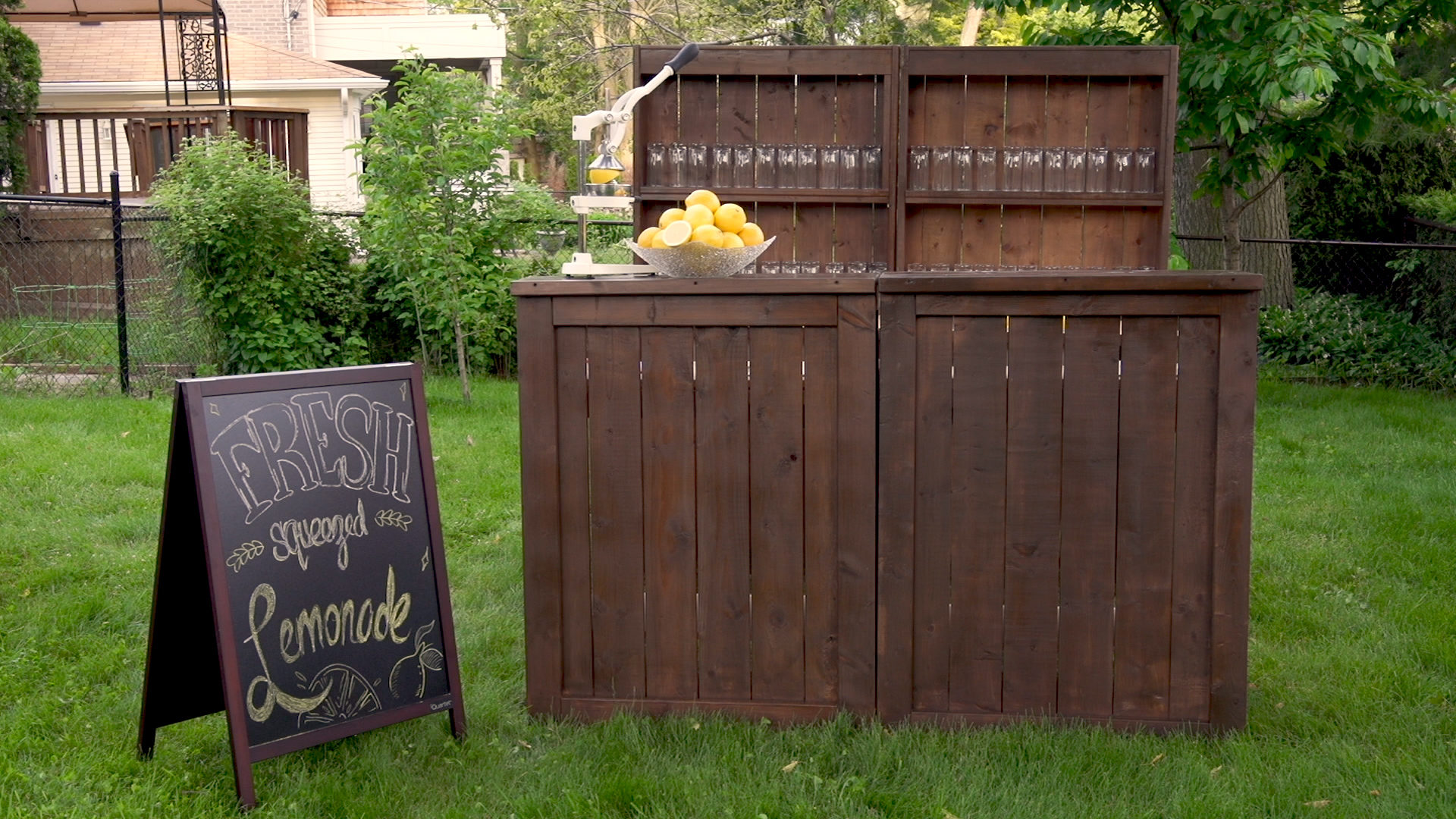 lemonade stand catering for toronto and ontario