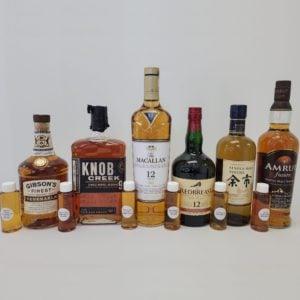 whiskey tasting gift