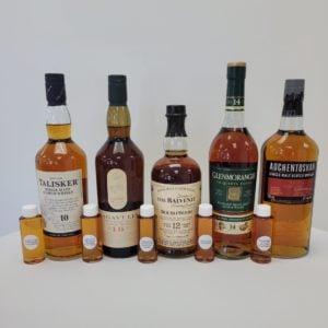 scotch tasting gift