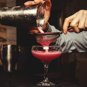 virtual cocktail class