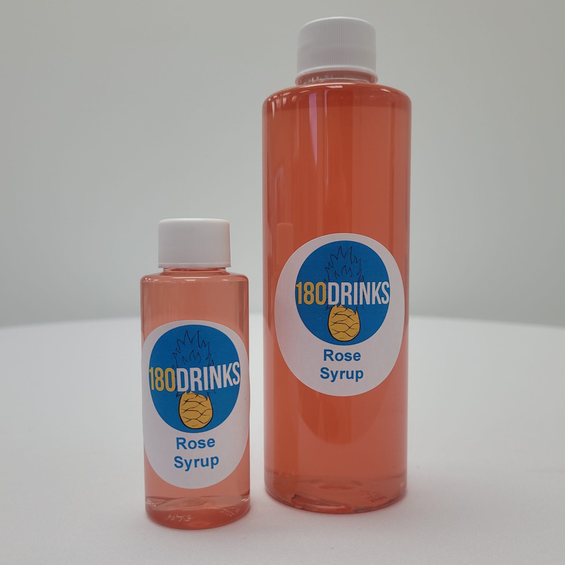 rose cocktail syrup