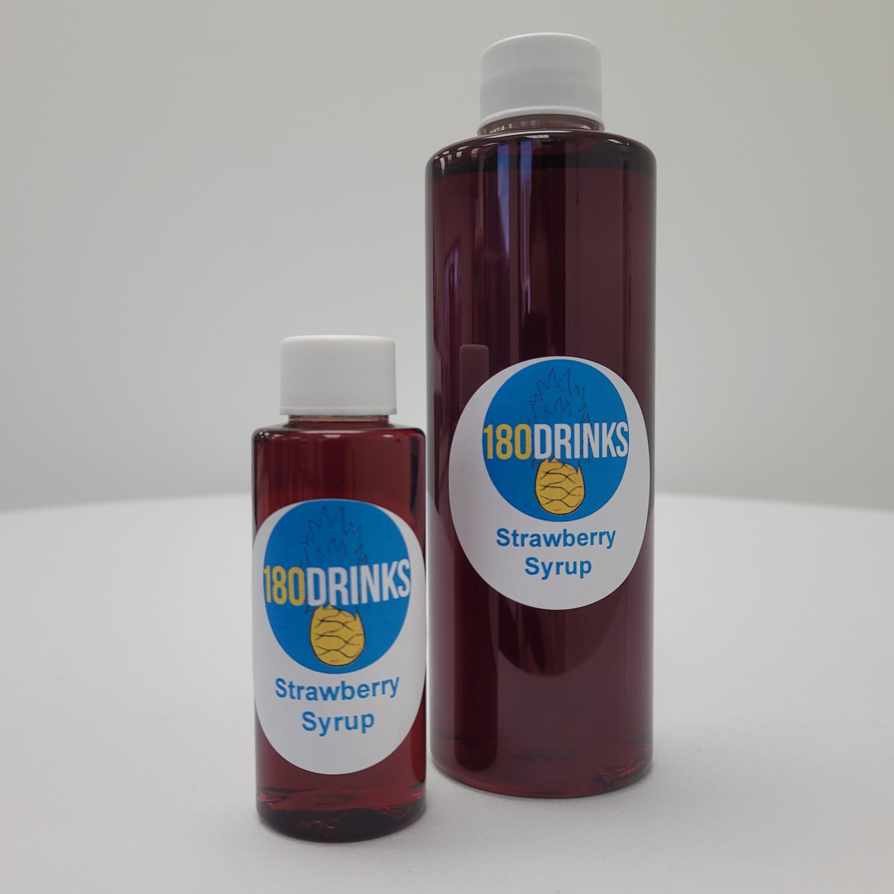 strawberry cocktail syrup