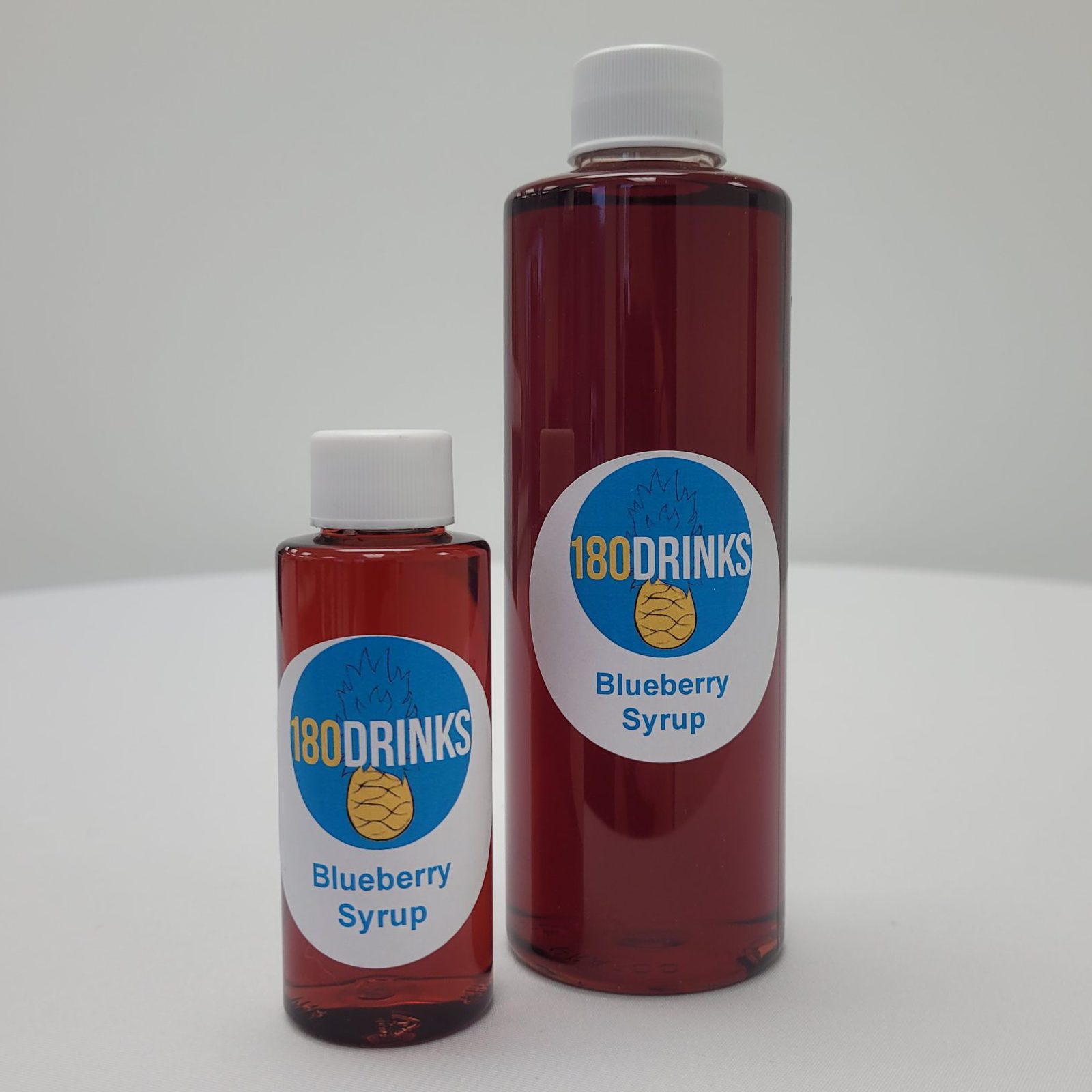 blueberry cocktail syrup