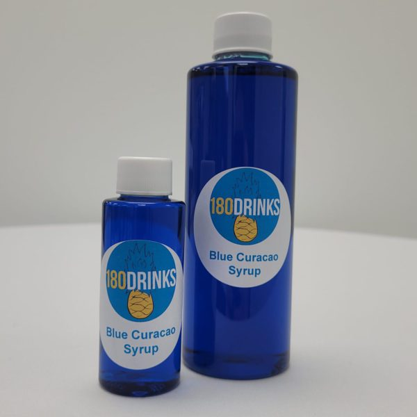 blue curacao cocktail syrup