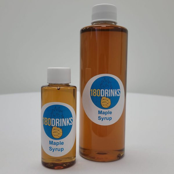 maple cocktail syrup