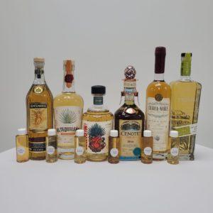 tequila tasting sampler gift set