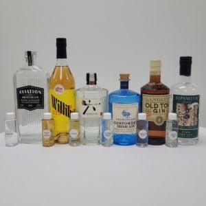 gin tasting gift