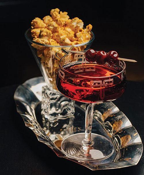 manhattan cocktail gift