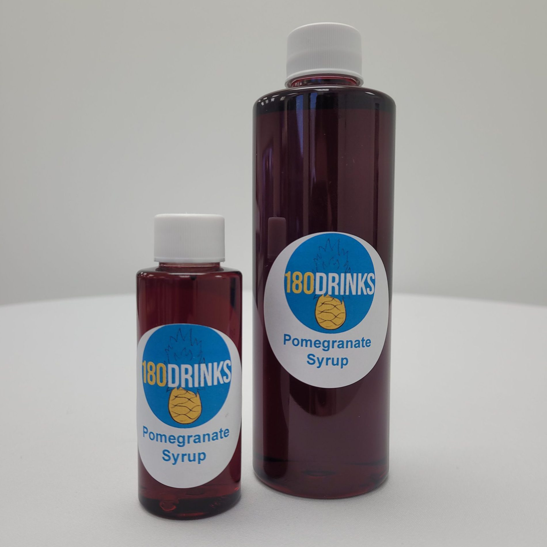 pomegranate cocktail syrup