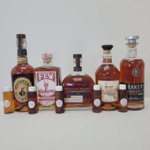 bourbon tasting sampler gift set