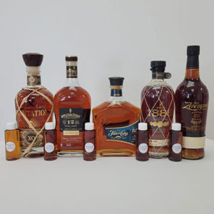 Rum Tasting Gift