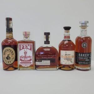 Bourbon Bottle Gift Box