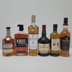 whiskey bottle gift box