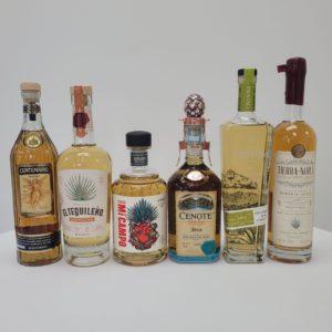 Tequila Bottle Gift Box