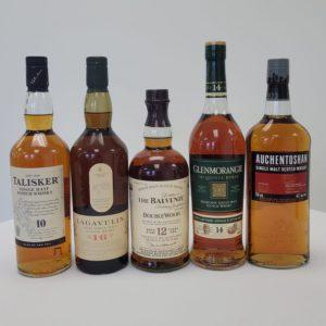 Scotch Bottle Gift Box