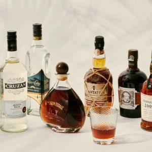 Virtual Rum Tasting